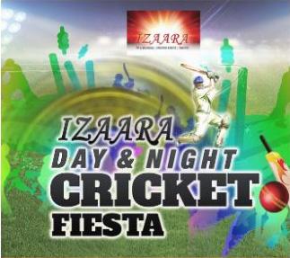 Event-IZZARA CRICKET FIESTA 2020
