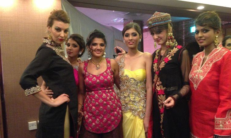 India Se Fashion Show