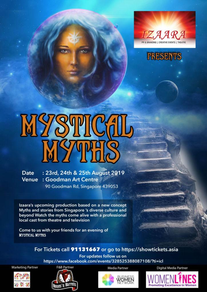 Mystical Myths-Event