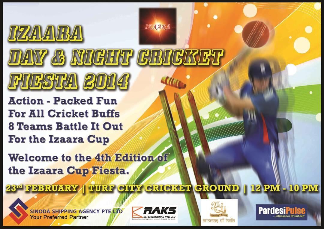Izaara Cup 2014 - Mentions